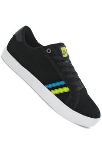 Emerica The Leo Suede Schuh (black white yellow)