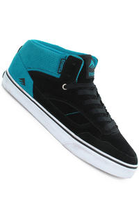 Emerica The Westgate Suede Shoe (black blue white)