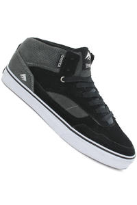 Emerica The Westgate Suede Shoe (black dark grey silver)