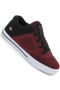 Emerica Reynolds 3 Shoe kids (maroon white)