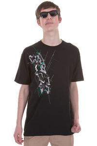 Fox Overdraft T-Shirt (black)