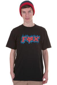 Fox Draggy T-Shirt (black)