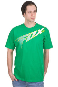 Fox Redcard T-Shirt (green)