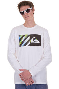 Quiksilver Striped Longsleeve (white)