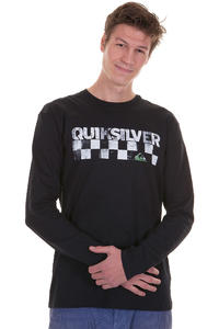 Quiksilver Checkers Longsleeve (black)