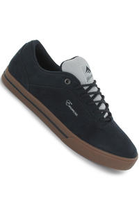Emerica G-Code Suede Shoe (navy grey gum)