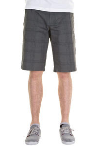 Fox Essex Plaid Shorts (grey black)