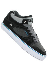 Emerica The Hsu Suede Shoe (black grey blue)