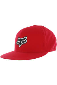 Fox The Steez Flexfit Cap (red)