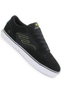 Emerica Jinx Shoe (black lime)