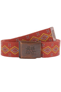 Altamont Buzzed Belt (brick)