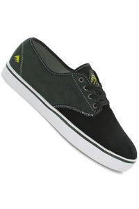Emerica Laced Baker Figueroa Schuh (black green white)
