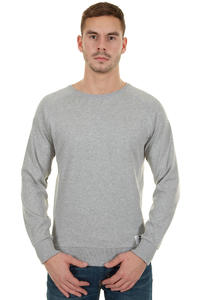 Quiksilver Misfit Sweatshirt (light grey heather)