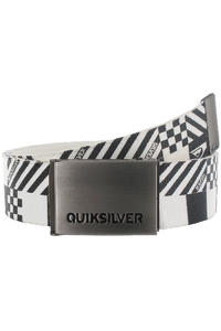 Quiksilver Grandmaster Grtel (white)