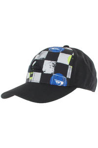 Quiksilver Firsty Pintail Snapback Cap (lime)