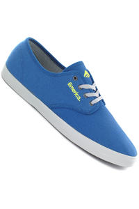 Emerica Wino Twill Schuh (blue)