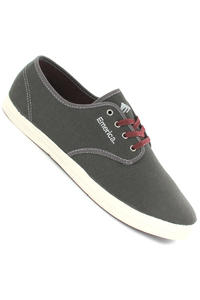 Emerica Wino Twill Shoe (grey grey)