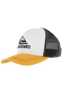 Quiksilver Fishtail Trucker Cap (white)