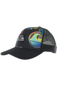 Quiksilver Pintail Cap (dark grey)