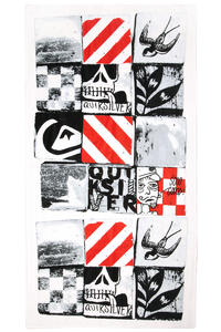 Quiksilver Machine Dream Towel (sunset)