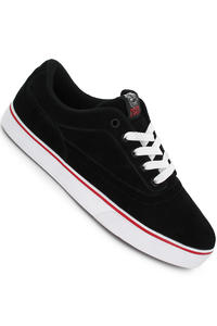 Osiris Caswell Vulc Schuh (black white red)