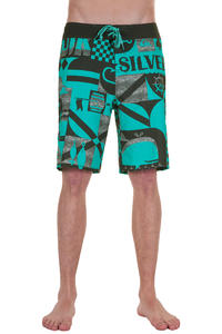 Quiksilver Aritz Boardshorts (turquoise)