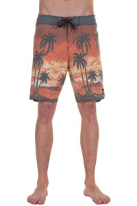 Quiksilver Sky Palm Boardshorts (orange peel)
