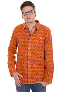 Altamont Ruggy Shirt (brick)
