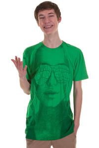 Altamont Bright Eyes T-Shirt (green heather)