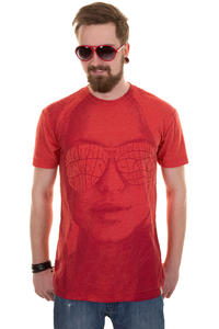 Altamont Bright Eyes T-Shirt (red heather)