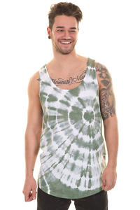 Altamont Heart Burst Tank-Top (worn black)