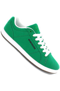 Quiksilver Area 5 Slim CVS Shoe (green white gum)
