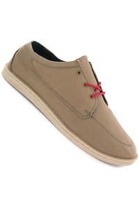 Quiksilver Harbour Schuh (brown brown off white)
