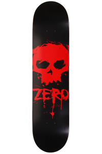 "Zero Team Blood Skull 7.5"" Deck (black red)"