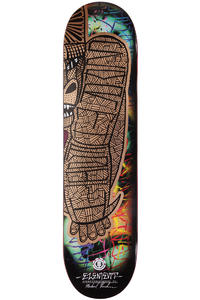 "Element Team Kershnar Sig. Series 7.75"" Deck (gold black)"