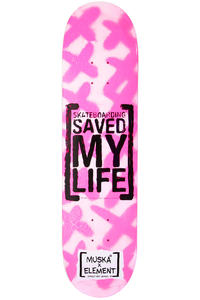 "Element Muska Saved 8"" Deck"