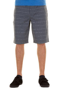 DC Worker Shorts (chambray stripe)