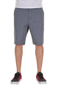 DC Worker Straight Shorts (heather dc navy)