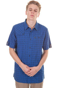 DC Saint Andrew Hemd (blue plaid)
