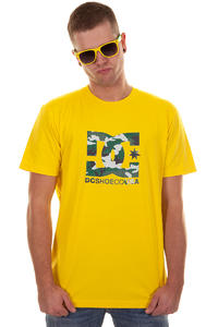 DC The Race T-Shirt (safety jellow)