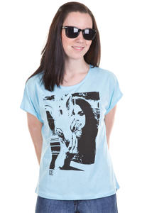 DC Identify T-Shirt girls (light blue)