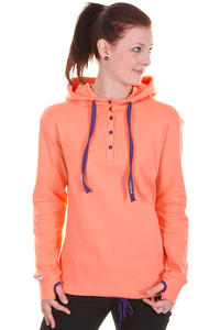 Shisha Moij Hoodie girls (coral)