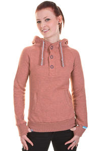 Shisha Parl Hoodie girls (coral ash)