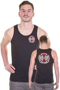 Independent Suspension Cross Tank-Top (black)