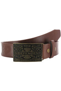 Independent RTB Belt (brown)