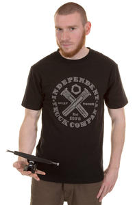 Independent Built Tough T-Shirt (black)