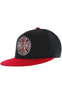 Independent Truck Co FlexFit Cap (black red)