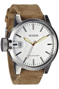 Nixon The Chronicle Uhr (desert suede)