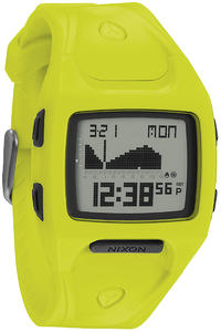 Nixon The Small Lodown Uhr girls (neon yellow)