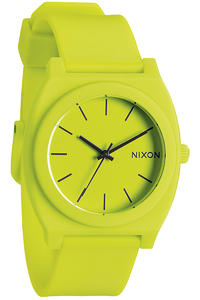Nixon The Time Teller P Watch (neon yellow)
